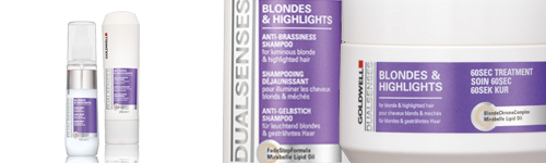 Nieuw bij Scissors2you; Goldwell DualSenses Blondes & Highlights